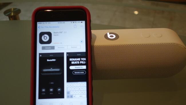 iPhone And Wireless Speaker