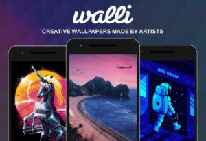 Walli - Cool Wallpapers HD