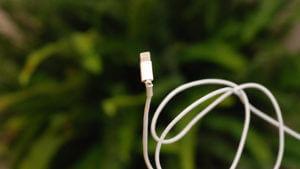 Broken iPhone X Headphone