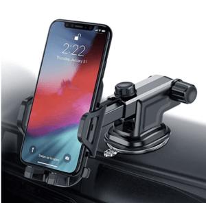 Vicseed Dashboard/Windshield iPhone Car Holder