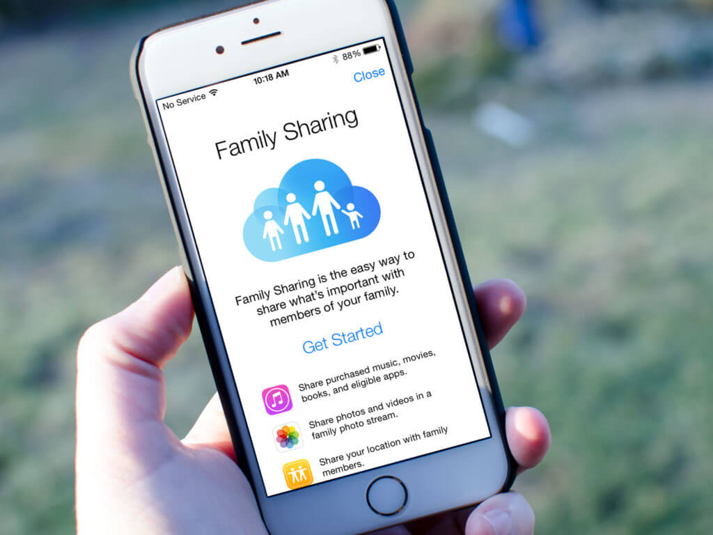 Family Sharing On iPhone: The User's Ultimate Guide