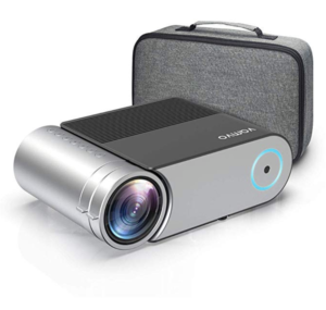 Vamvo L4200 Portable iPhone Projector