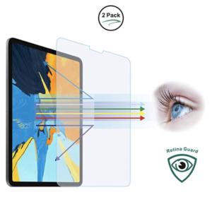 Entwth 2-Pack 12.9-inch iPad Pro screen protectors