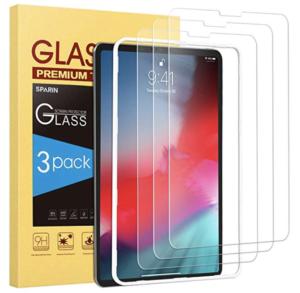 SPARIN 3-Pack iPad Screen Protectors