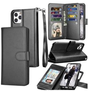 Tekcoo Folio iPhone Wallet Case