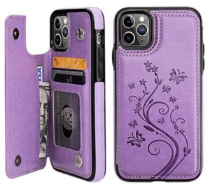 Vaburs iPhone 11 Pro Wallet Case