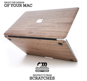 WoodWe Wood MacBook Pro Skin