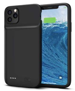 Smiphee 5,000mAh Wireless Battery Case