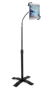 CTA Digital Adjustable iPad Floor Stand