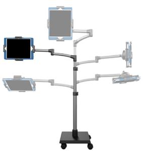 LEVO Deluxe iPad Stand Kiosk