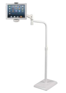 idée Height & Angle Adjustable iPad Floor Stand
