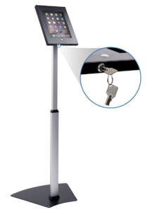 Mount-It! Secure iPad Floor Stand