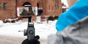 iPhone stabilizer or gimbals are now in demand for both videographers and content creators