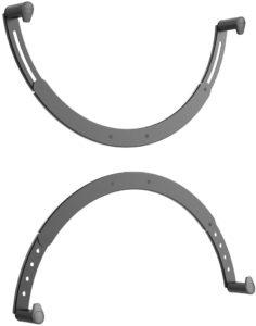 Loctek VESA mount adapter