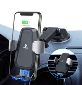 Andobil Qi Wireless iPhone Car Charger