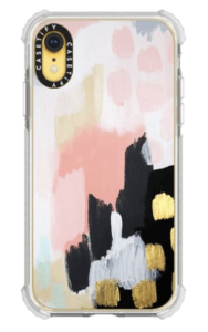 Footprints from Casetify's Signature Prints Series