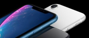 The front features a TrueDepth camera along with the notch that is responsible for Face ID login