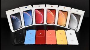 Apple offers 6 fun yet elegant iPhone XR colors