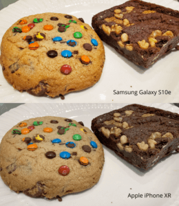 iPhone XR vs Galaxy S10e: Camera Comparison (Photo credits to owner)