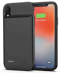 Lonlif 5,000mAh recharging case for iPhone XR