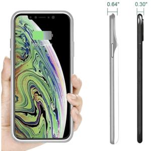 GoTech Ultra Slim iPhone XR Battery Case