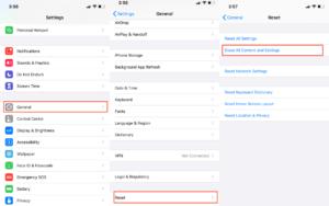 Method 1: Through iPhone XR Settings