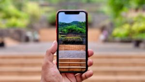 iPhone XR has a great camera capable of taking stunning photos